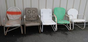 Antique Patio Chairs for Sale in Graham, NC