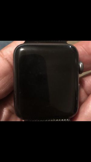 42mm New Apple Watch Series 3 Aluminum for Sale in Washington, DC