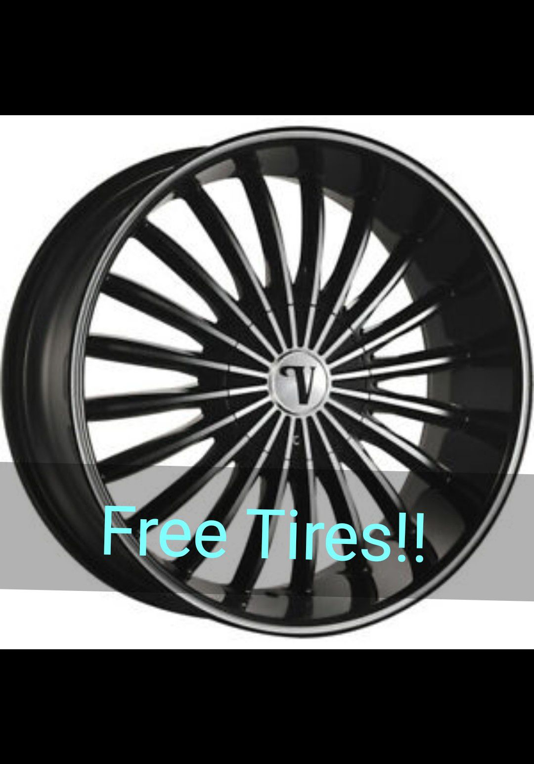 Velocity wheels: no credit check/only $40 downpayment