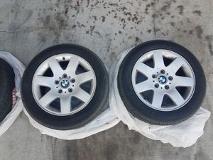 205/55R16 91H tires. BMW 325 i tires for sale for Sale in Las Vegas, NV