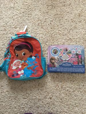 6e480198de0 Frozen deluxe read and play gift set for Sale in Temecula