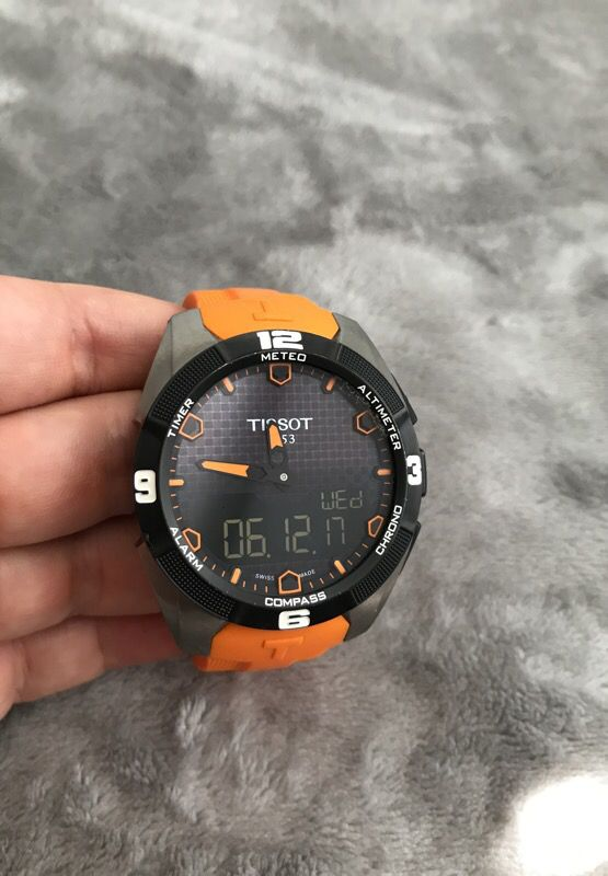 Tissot T Touch Expert Solar Ii For Sale In Cutler Bay Fl Offerup