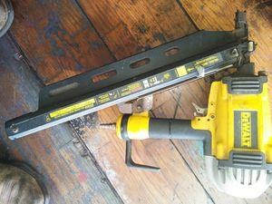 DeWalt nail gun for Sale in Deltona, FL