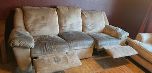 Double recliner sofa for Sale in Mesa, AZ