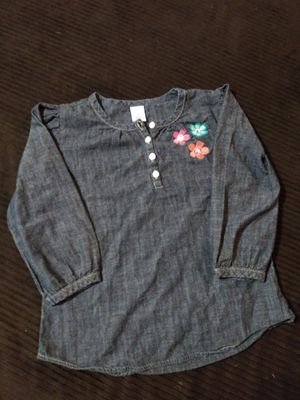 Gymboree Jean Shirt (Size 10) for Sale in Wildomar, CA