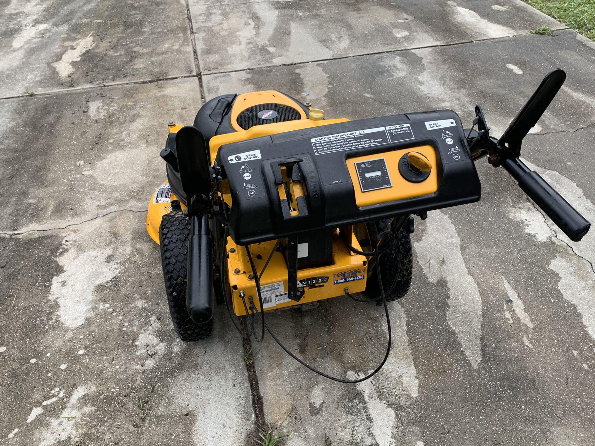 Great mower