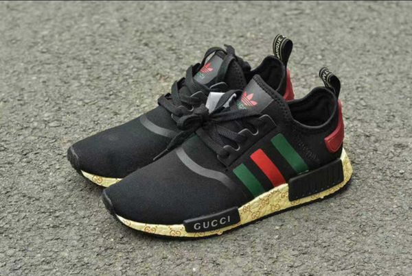 7d1ebffcd0be1 Adidas NMD Gucci Custom for Sale in High Point