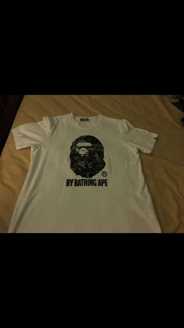 918d7ce4 New and Used Bape shirt for Sale in Santee, CA - OfferUp
