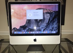 iMac (20-inch) for Sale in Rockville, MD