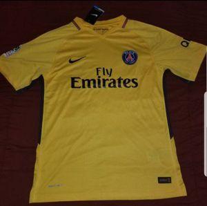 Brand new 17/18 neymar jr Psg away jersey médium for Sale in Alexandria, VA