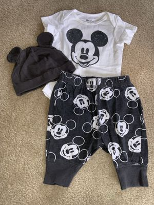 Photo Baby boy Disney Outfit