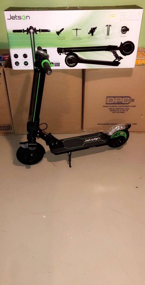 Jetson Beam Electric Scooter For Sale In Lansing Il Offerup