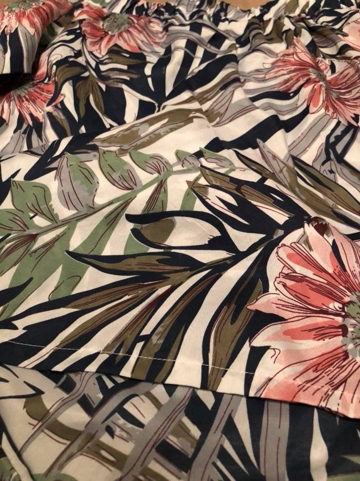 Jumpsuit floral