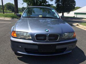 2001 BMW 330i 5 SPEED for Sale in Fairfax, VA