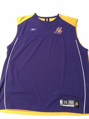 5ba0dbd0051 New and Used Lakers jersey for Sale in Marysville
