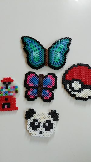 Perler bead creations for Sale in MONTGOMRY VLG, MD