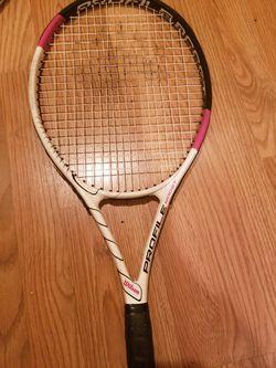 wilson profile boost tennis racquet Thumbnail