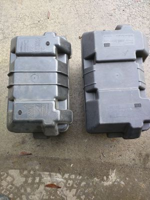 Marine battery boxes for Sale in Brinnon, WA