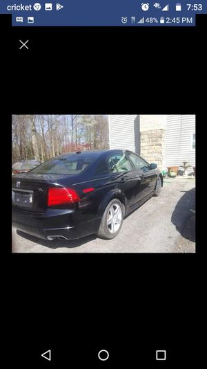 2005 Acura TL parts for Sale in Clinton, MD