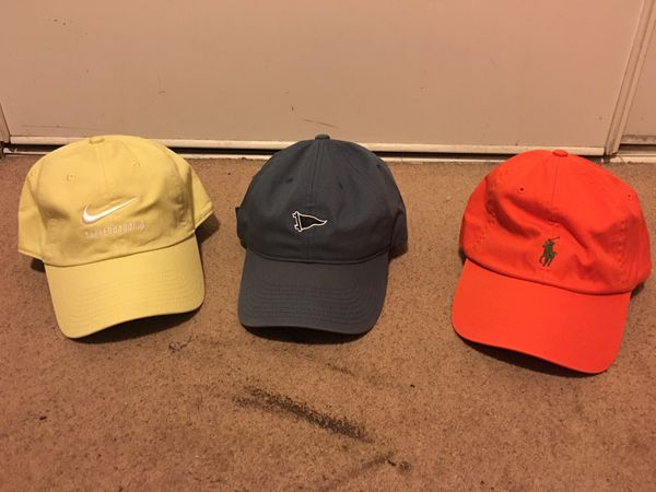 Dad hat lot adjustable for Sale in San Jose 74cfe2d3ccf3