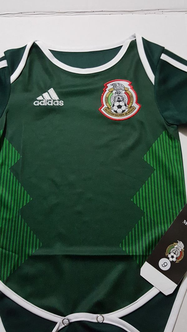 a84f0e980 Mexico world cup 2018 baby jersey for Sale in Long Beach, CA - OfferUp