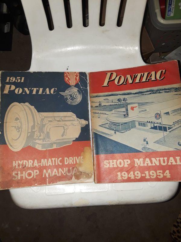 old auto repair books