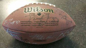 Tampa Bay Buccaneers autographed football including Vincent Jackson, Mike Glennon and over 20 others for Sale in Tampa, FL