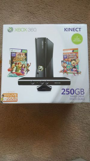 X-BOX 360 KINECT for Sale in San Diego, CA