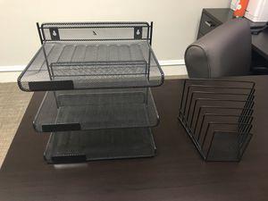 Office supplies organizer for Sale in Fairfax, VA