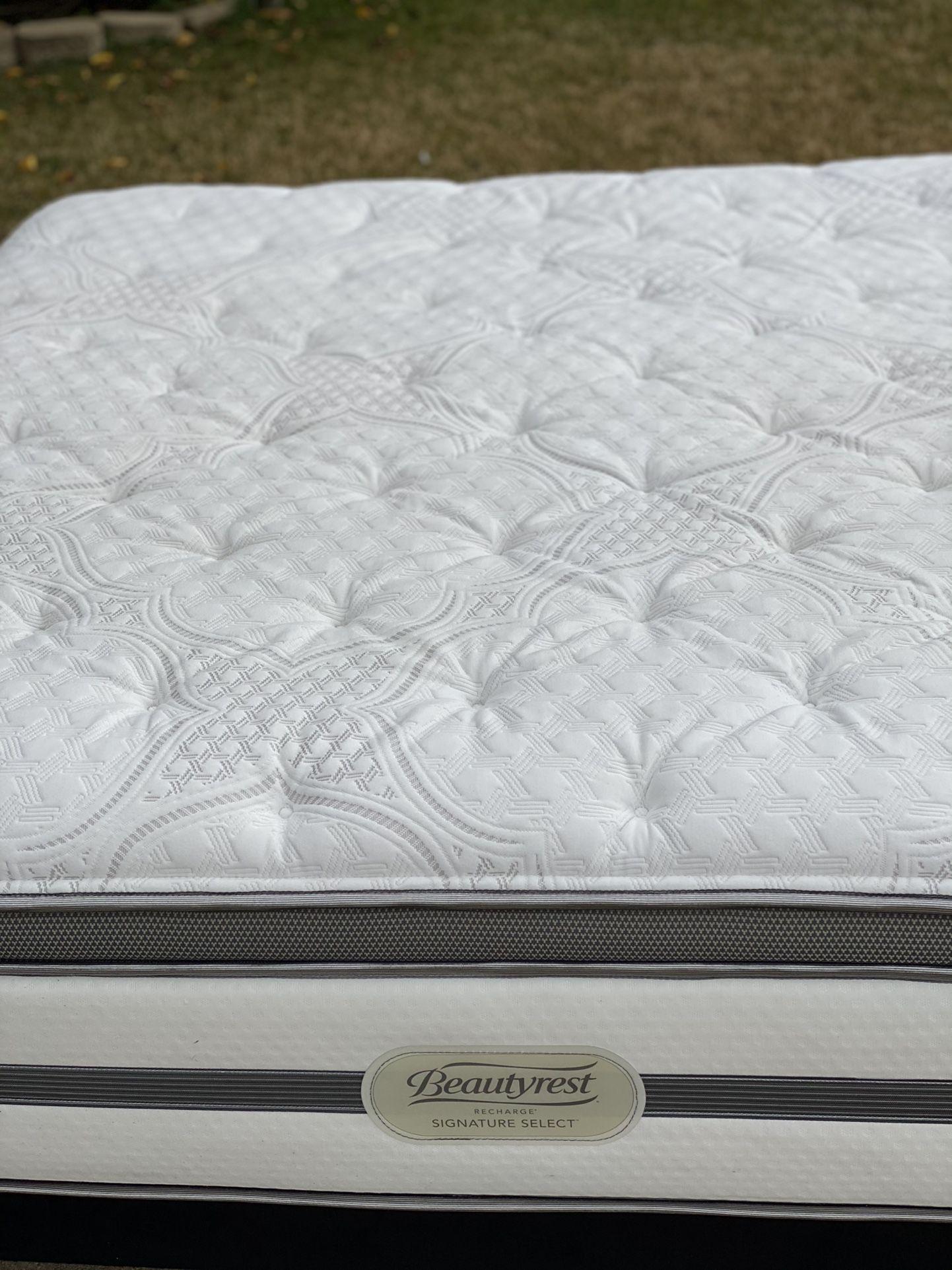 Mattress BeautyRest Pillowtop King Soze