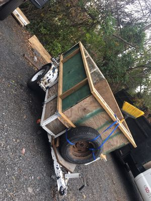 Traila 5x8 for Sale in Chantilly, VA