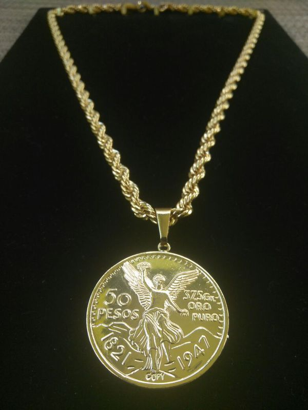 14k Gold Filled Rope Chain With