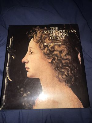 The metropolitan museum of art book for Sale in Vienna, VA