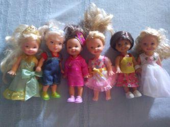 Disney bany dolls Thumbnail