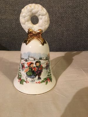Vintage Christmas bell for Sale in Gaithersburg, MD