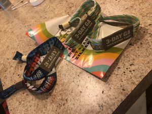 Acl weekend 2 for Sale in Austin, TX