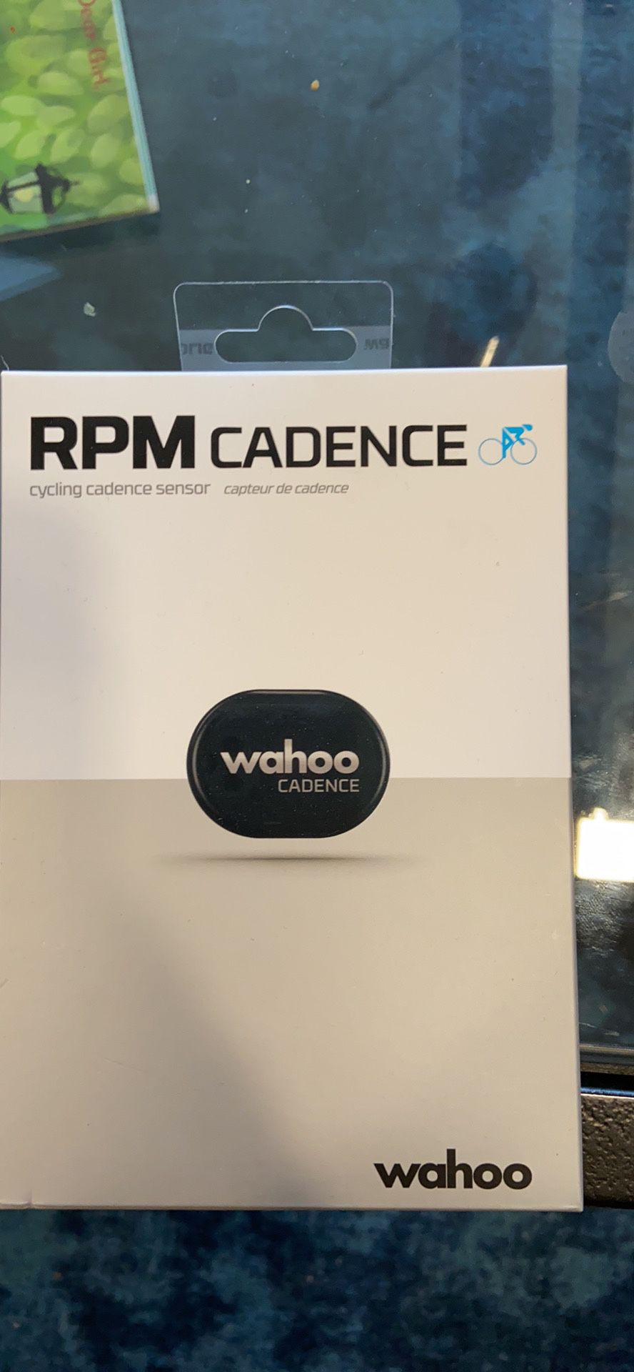 RPM Cadence Cycling Sensor - Unopened