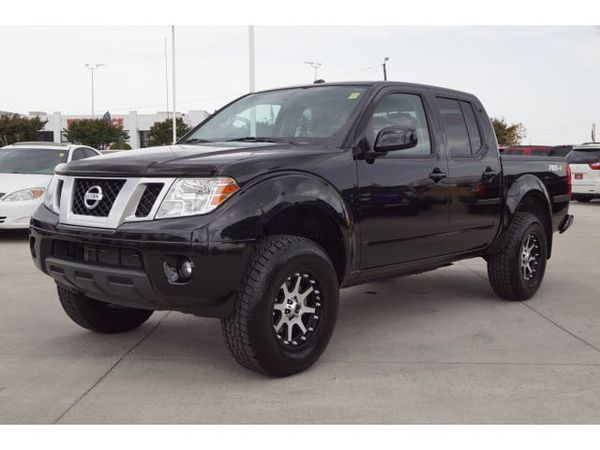 2016 Nissan Frontier Truck Crew Cab Cars Trucks In Dallas Tx Offerup