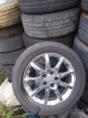 Buick wheels for Sale in Forestville, MD