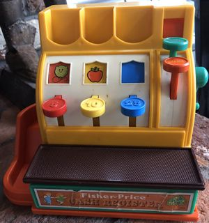 Photo Fisher-Price Cash Register