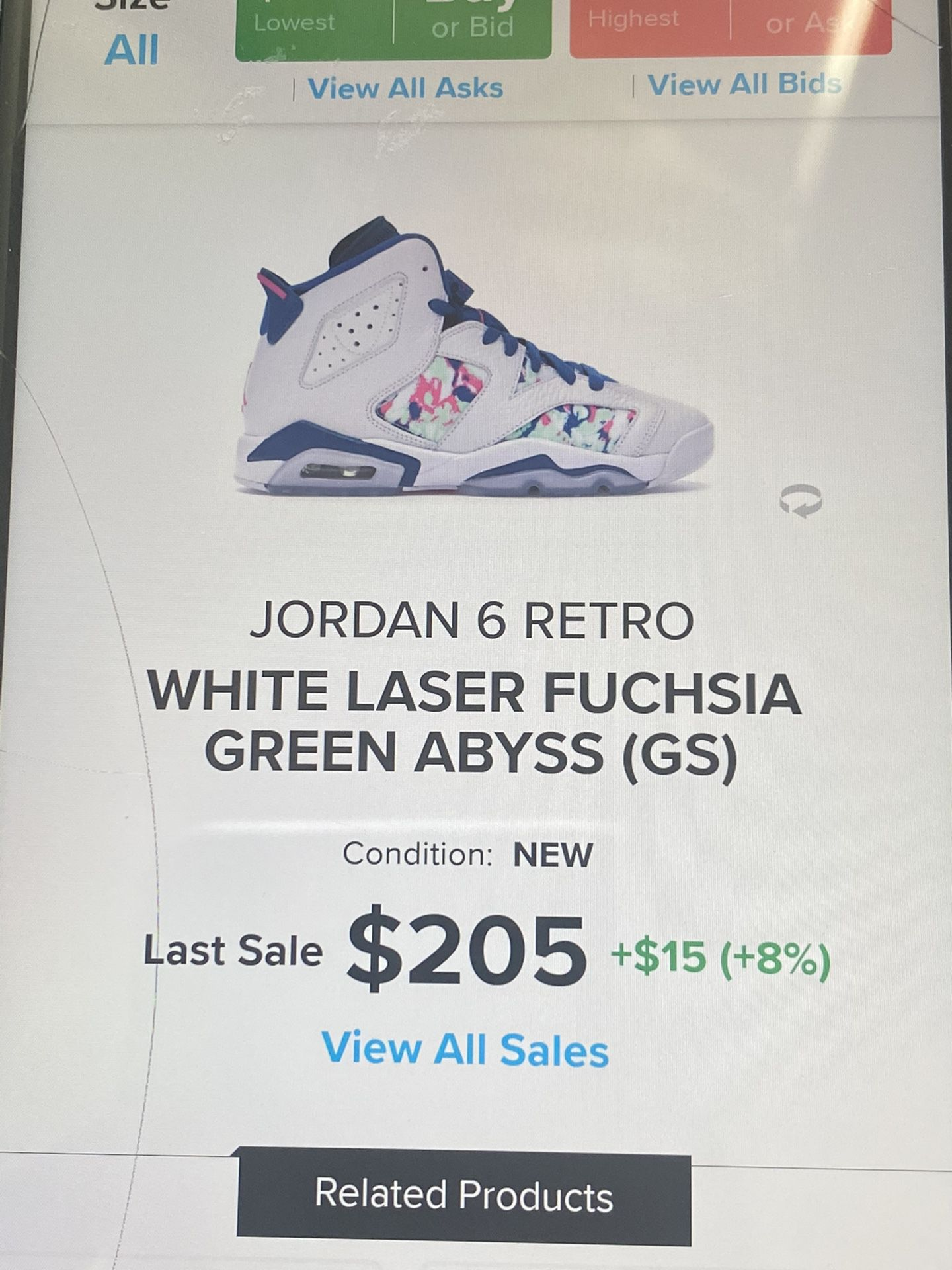 Jordan 6 Retro