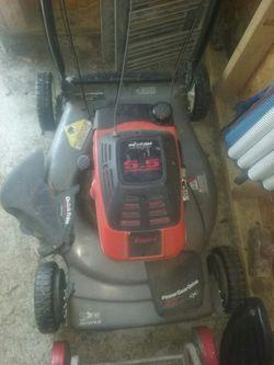 Craftsman lawn mower Thumbnail
