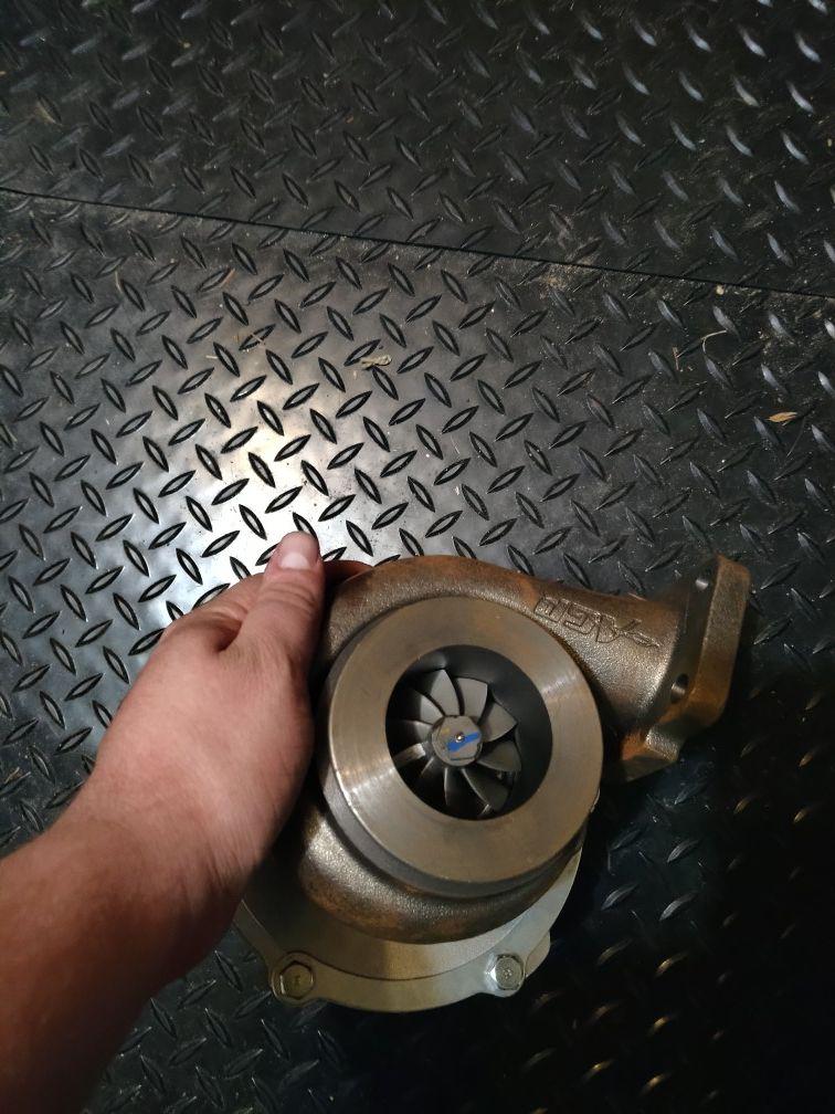 Garrett GT3071R turbo