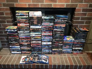 TONS of DVDs and BLUERAYs for Sale in Elkridge, MD