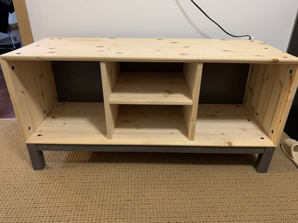 IKEA NORNAS Storage Stand TV stand for Sale in Lynnwood, WA - OfferUp