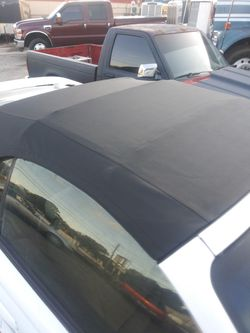 Convertible top installation and replacement $500 and up Thumbnail