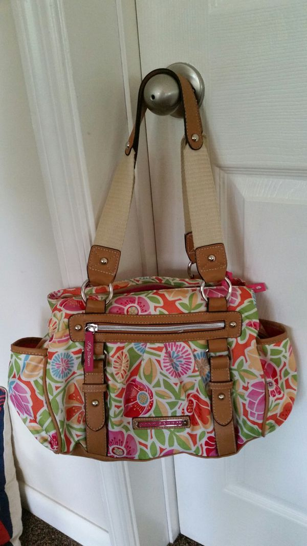 253cb3fdc8 Lilly bloom purse 13x9.5