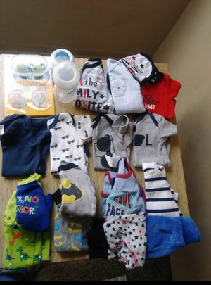 Baby boy clothes for Sale in Phoenix, AZ