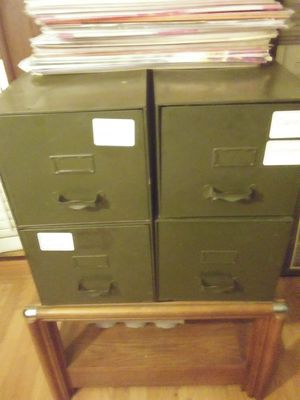 4 file cabinets for Sale in Baltimore, MD