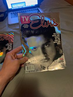 TV guide, collector edition Thumbnail